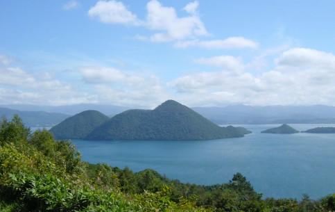 Япония:      Озеро Тойя