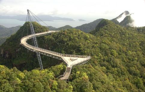 Langkawi:  Malaysia:      Langkawi Sky Bridge