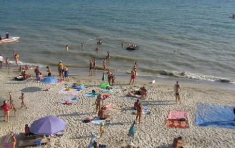 Kherson:  Ukraine:      Lazurne