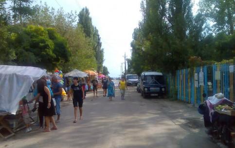 Lazurne:  Kherson:  Ukraine:      Lazurne Market