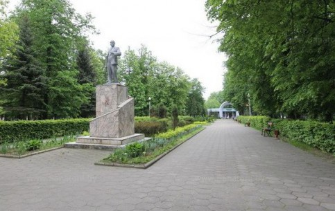Mogilev:  Belarus:      Lenin Sanatorium