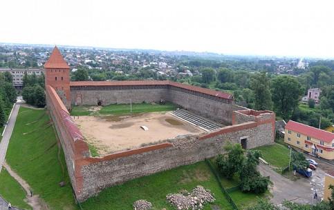 Гродно:  Беларусь:      Лидский замок