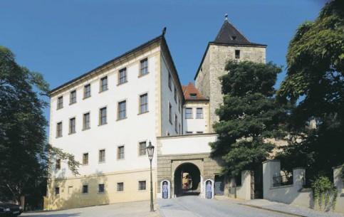 Прага:  Чехия:      Дворец Лобковичей