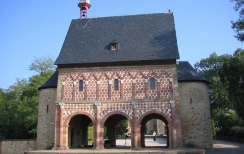 Гессен:  Германия:      Лоршский монастырь