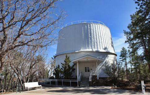 Флагстафф:  Аризона:  Соединённые Штаты Америки:      Обсерватория Лоуэлла