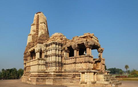Индия:      Мадхья-Прадеш
