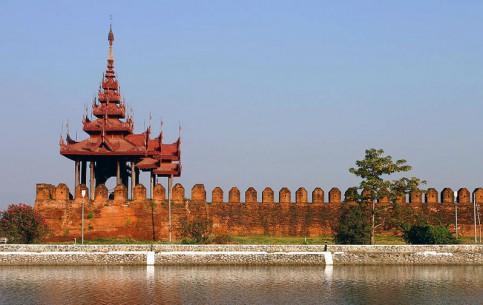 Мьянма:      Мандалай