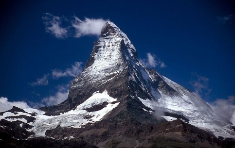 Zermatt is a world-class ski-resort at the foot of grandiose Matterhorn peak. 400 km of excellent trails of different complexity; the most high mountain cable-way in Europe