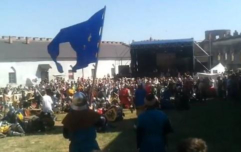 Хмельницкий:  Украина:      Фестиваль Древний Меджибож