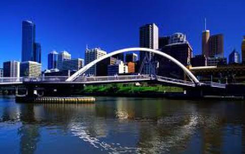 オーストラリア:      Melbourne
