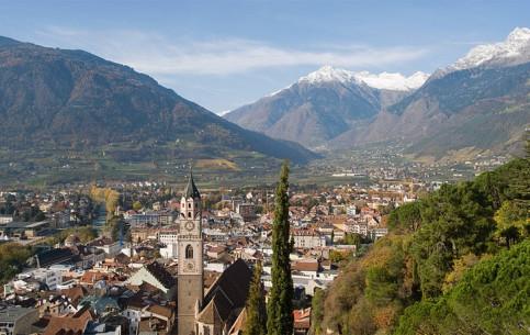 Trentino:  Italy:      Merano