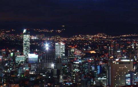 墨西哥:      墨西哥城
