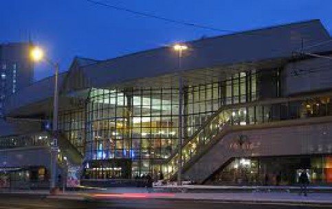 Минск:  Беларусь:      Вокзал Минска