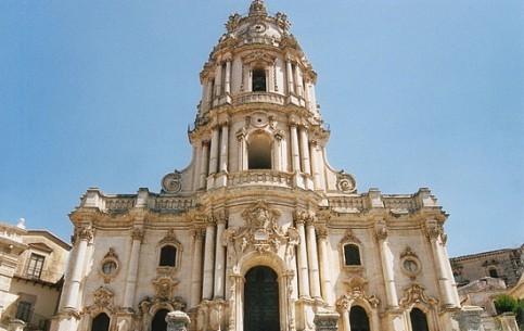 Sicily:  イタリア:      Modica