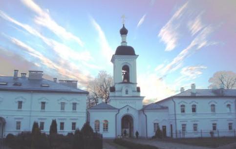 Полоцк:  Витебск:  Беларусь:      Спасский монастырь в Полоцке