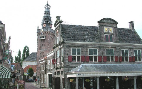 Netherlands:      Monnickendam