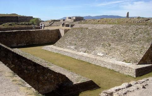 Mexico:      Monte Albán