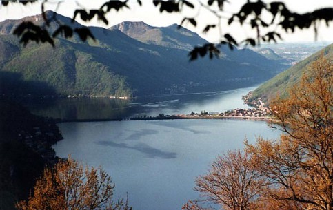 ティチーノ州:  スイス:      サン・ジョルジョ山