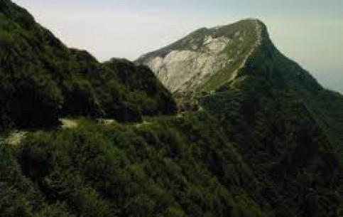 Lugano:  Switzerland:      Monte Tamaro