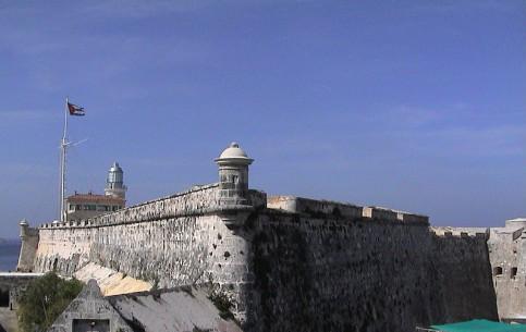 Гавана:  Куба:      Замок Морро