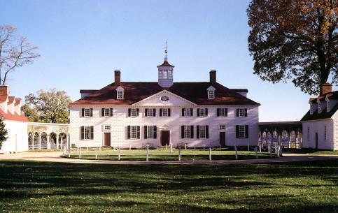 弗吉尼亚州:  美国:      Mount Vernon