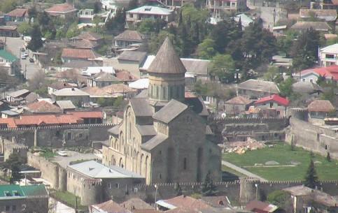 Tbilisi:  Georgia:      Mtskheta