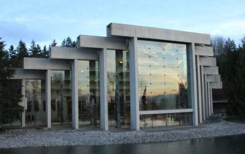 Ванкувер:  Британская Колумбия:  Канада:      Музей антропологии