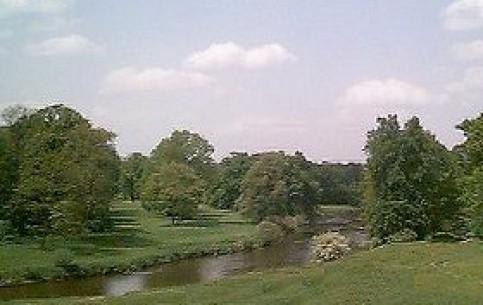 Saxony:  Germany:      Muskau Park