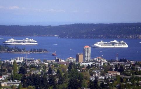 British Columbia:  Canada:       Nanaimo