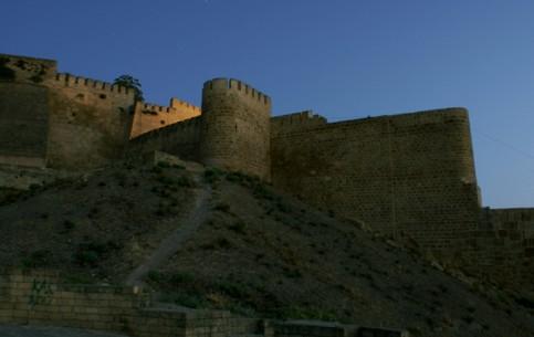 デルベント:  Dagestan:  ロシア:      Naryn-Kala Fortress