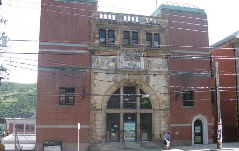 Newfoundland and Labrador:  Canada:      Newfoundland Museum in Saint John's