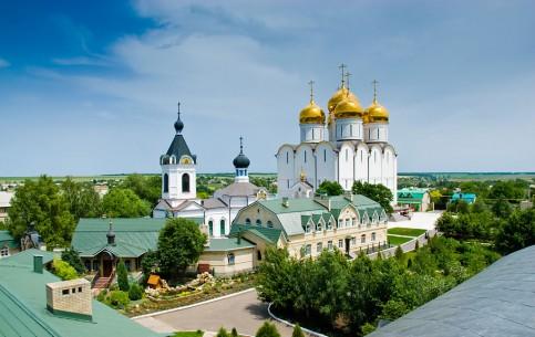 Донецк:  Украина:      Николо-Васильевский монастырь