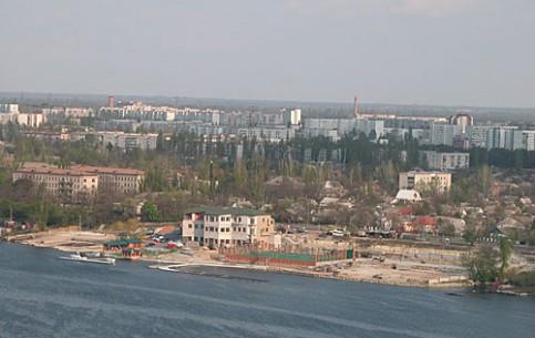 Kherson:  Ukraine:      Nova Kakhovka