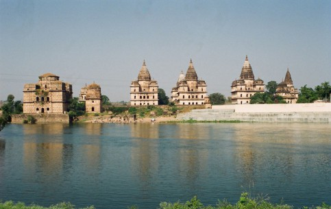 Images Orchha city