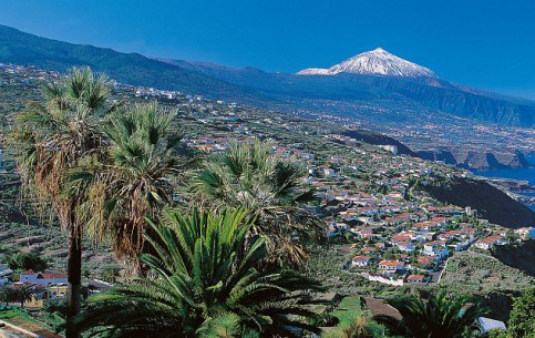 Canary Islands:  Spain:  