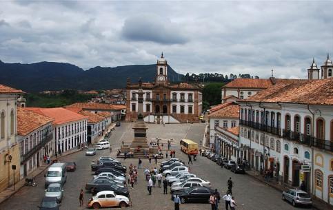 Minas Gerais:  Brazil:      Ouro Preto