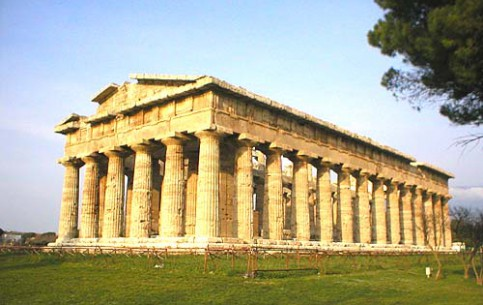 Campania:  Italy:      Paestum