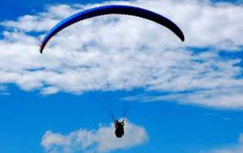 Images Paragliding in Colombia tourism