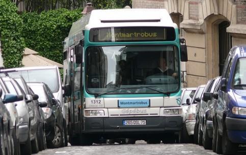 Париж:  Франция:      Транспорт в Париже