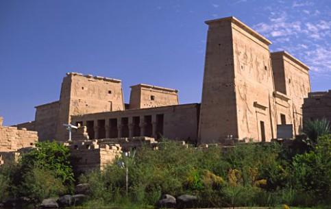Aswan:  エジプト:      Philae Temple