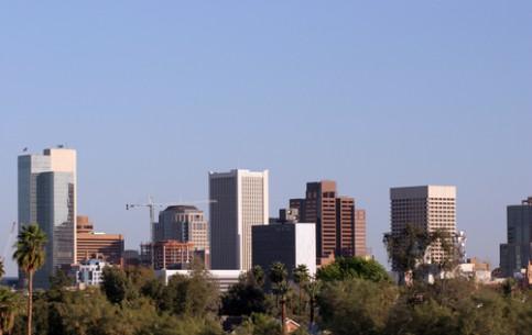 アリゾナ州:  アメリカ合衆国:      Phoenix