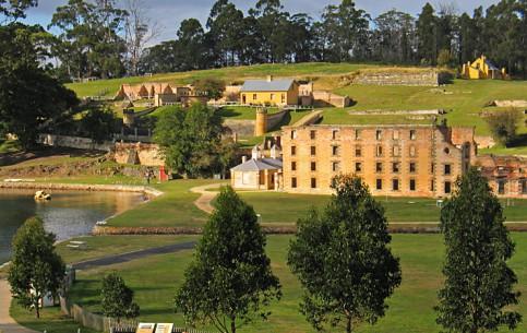 オーストラリア:      Port Arthur