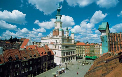 Польша:      Познань