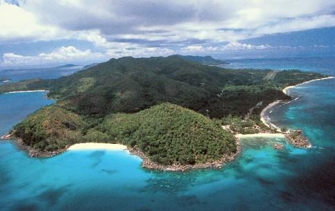 塞舌尔:      普拉兰岛