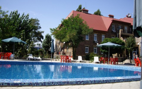 Kherson:  Ukraine:      Premiera Hotel