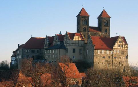 Саксония-Анхальт:  Германия:      Кведлинбург