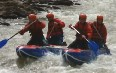 Rafting at Black Cheremosh River 写真