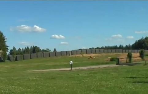 Витебск:  Беларусь:       База отдыха Леошки
