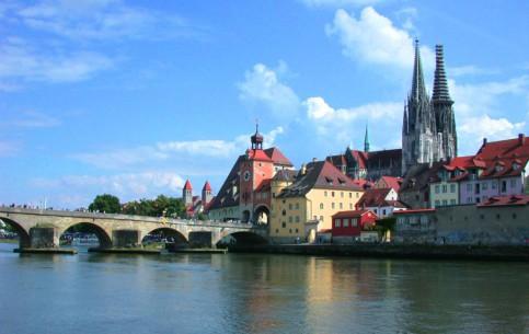 Bavaria:  Germany:      Regensburg