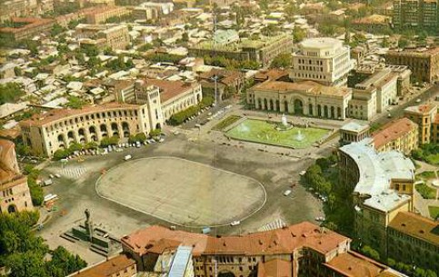 Yerevan:  Armenia:  